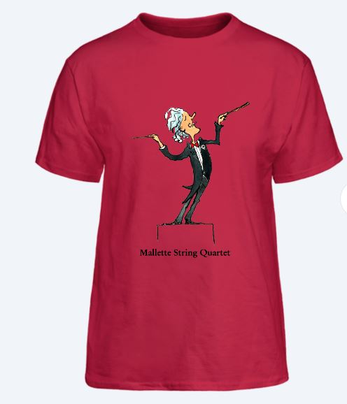 Classical Music Conductor Tee