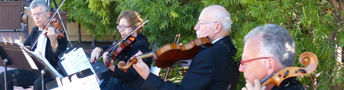 Mallette String Quartet - Los Angeles Wedding and Event Music